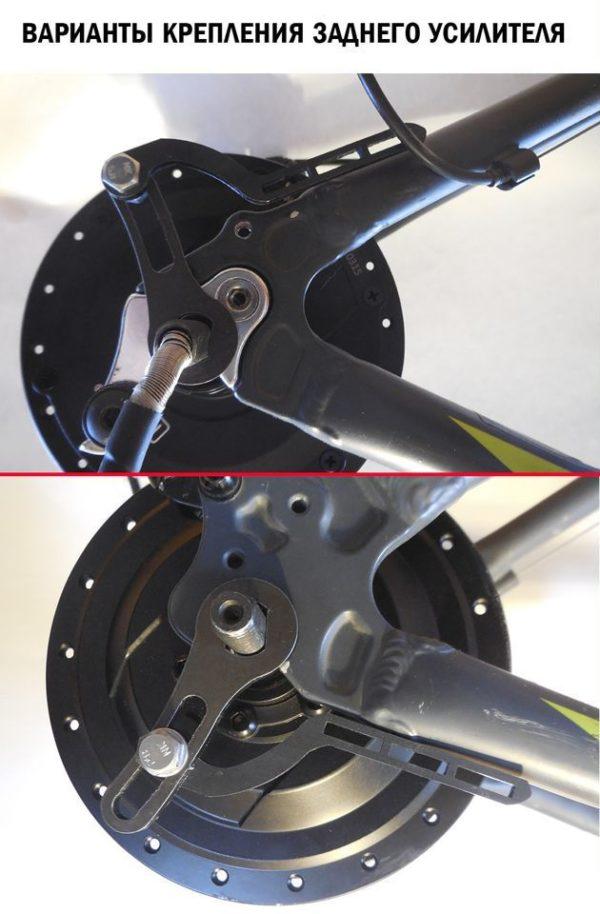 Усиление мотор-колеса
