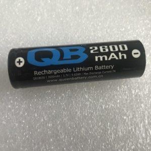 QB 2600mAh 7A