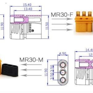 MR30 чертеж
