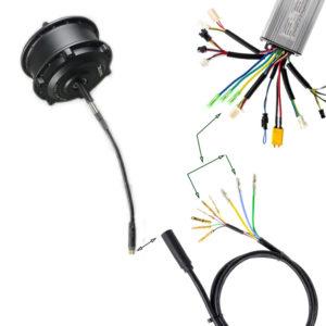 кабель для мотор-колеса