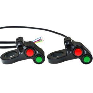 Переключатели и кнопки